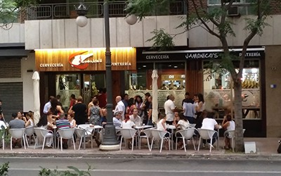Inauguración Jamonico's Valencia